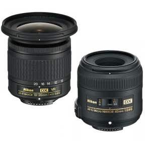 Nikon DX Lens Kit