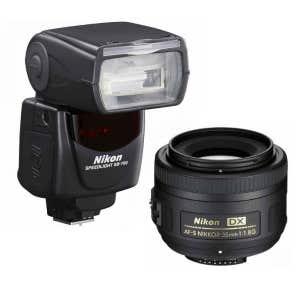 Nikon DX Portrait Kit