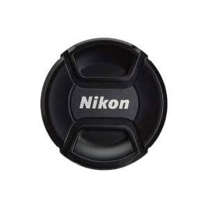 Nikon LC-82 Lens Cap - Front View