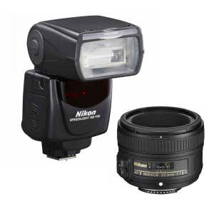 Nikon Portrait FX Kit
