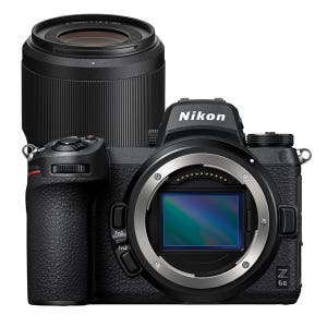 Nikon Z6II Body + 50mm f1.8 Kit
