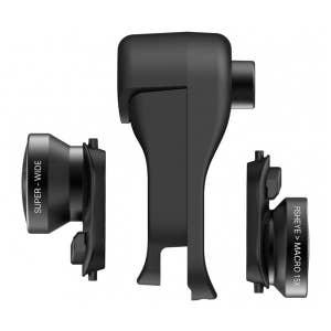 Olloclip iPhone XS Multi Clip Lens  - Fisheye/Wide/Macro