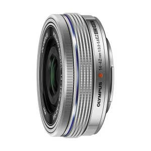 Olympus OMD 14-42mm EZ Power Zoom - Silver