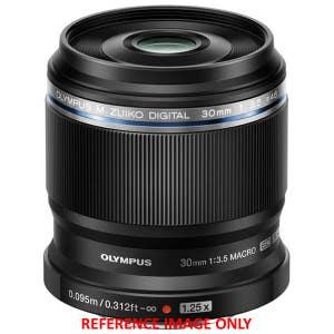 Olympus OMD 30mm F3.5 Macro   Secondhand