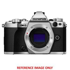 Olympus OM-D E-M5 Mark II Body - Silver | Secondhand