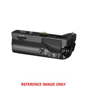 Olympus HLD-7 Battery Grip Angled Shot - Second Hand