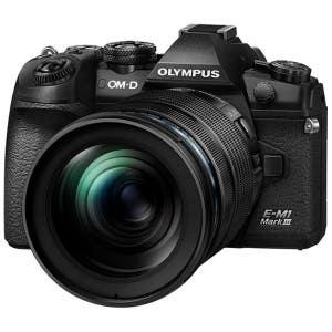 Olympus OM-D E-M1 Mark III + 12-100mm f4 Pro Kit