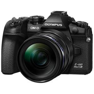 Olympus OM-D E-M1 Mark III + 12-40mm