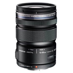 Olympus OMD 12-50mm f3.5-6.3 Black