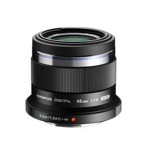 Olympus OMD 45mm f1.8 - Black