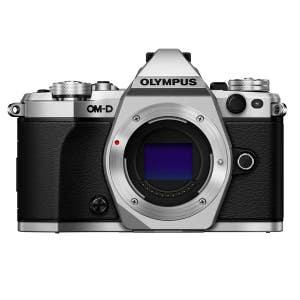 Olympus OMD E-M5 MKII Body - Silver