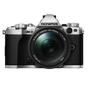 Olympus OMD E-M5 MKII + 14-150mm