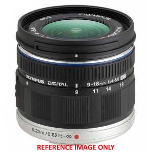 Olympus OMD 9-18mm f4-5.6   Secondhand