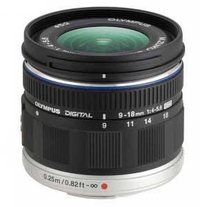 Olympus PEN 9-18mm f4-5.6