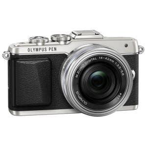 Olympus Pen E-PL7 + 14-42mm PZ Silver