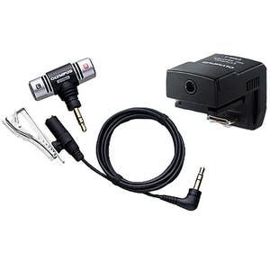 Olympus SEMA-1 Stereo Microphone Adapter Set