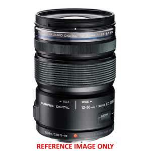Olympus OMD 12-50mm f3.5-6.3 Black   Secondhand