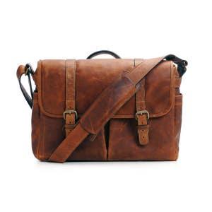 ONA Brixton Leather Antique Cognac DSLR Bag
