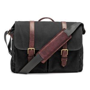 Ona Brixton Canvas Black DSLR Bag