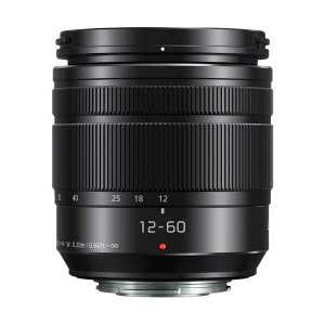 Panasonic Lumix 12-60mm F3.5-5.6 WP Zoom - Front