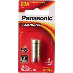 Panasonic A23 / LRV08L 12V Battery