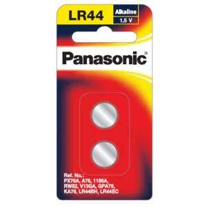 Panasonic A76 / LR44 Battery Twin Pack