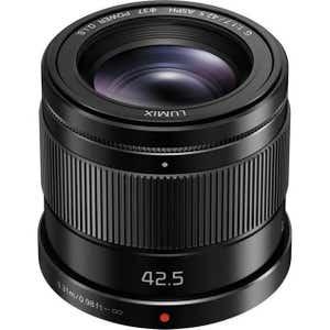 Panasonic Lumix 42.5mm F1.7  Portrait Lens - Black