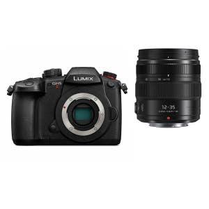 Panasonic Lumix GH5M2 + Lumix 12-35mm f2.8 Kit