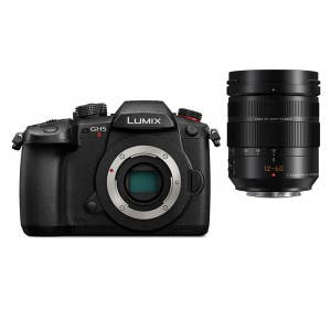 Panasonic Lumix GH5M2 + Leica 12-60mm Zoom Kit