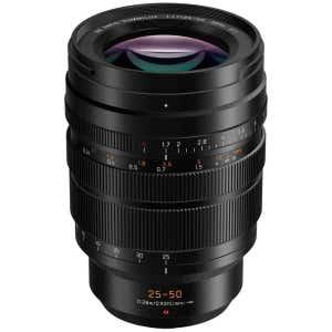 Panasonic Lumix Leica 25-50mm F1.7 WP Zoom