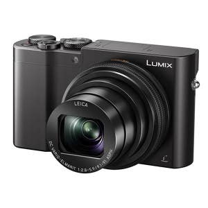 Panasonic Lumix TZ110 - Black