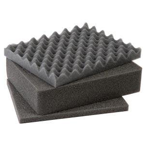 Pelican 1301 Foam Set 3pc-1300 Case