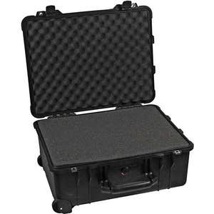Pelican 1560 Case with Wheels