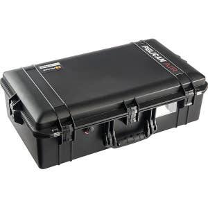Pelican 1605 Air Case + Foam Black