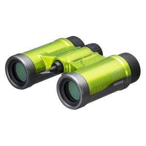 Pentax 9X21 UD Binoculars - Lime