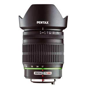 Pentax DA 17-70mm f4