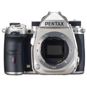 Pentax K3 III Body - Silver