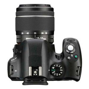 Pentax K50 + 18-55mm DAL Kit  Black