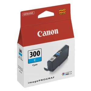 Canon PFI300C Cyan Ink For PRO300