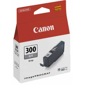 Canon PFI300GY Grey Ink For PRO300
