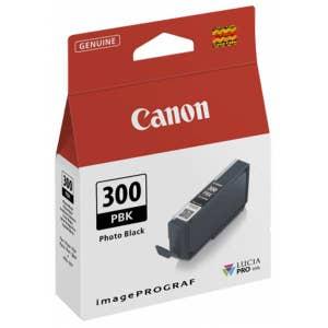 Canon PFI300PBK Photo Black Ink For PRO300