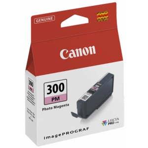 Canon PFI300PM Photo Magenta Ink For PRO300 (Default)