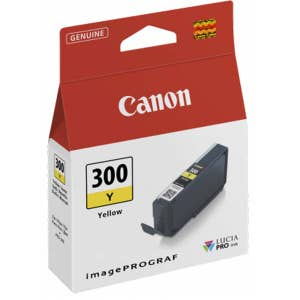 Canon PFI300Y Yellow Ink For PRO300