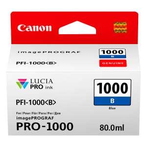 Canon PFI-1000B Blue Ink Tank for Pixma PRO-1000