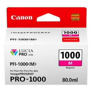 Canon PFI-1000M Magenta Ink Tank - PRO-1000