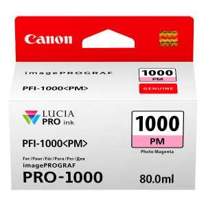 Canon PFI-1000PM Photo Magenta Ink Tank - PRO-1000