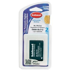 Hahnel Panasonic DMW-BLC12 Battery