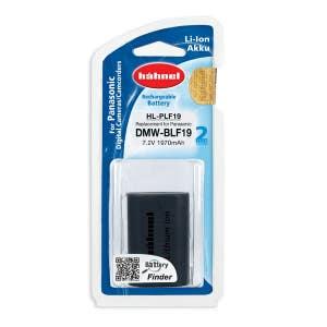 Hahnel Panasonic DMW-BLF19 Battery