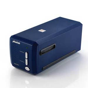 Plustek 8100 Film Scanner