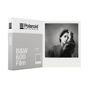 Polaroid 600 Monchrome Film 8 Shots